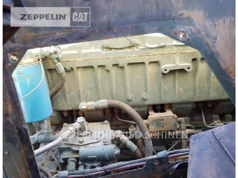 CATERPILLAR SCHÜRFZÜGE 621B equipment  photo 6