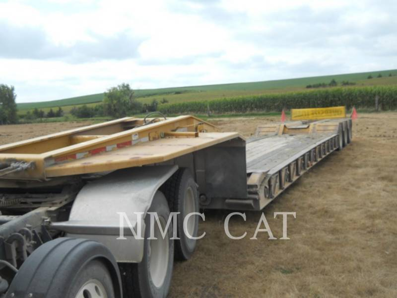LOAD CRAFT TRAILERS PHD100-3_LO equipment  photo 1