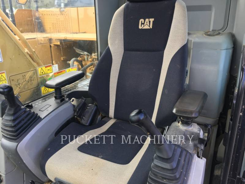 CATERPILLAR KETTEN-HYDRAULIKBAGGER 320E equipment  photo 20