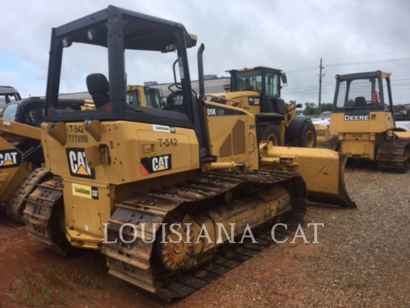 CATERPILLAR TRATORES DE ESTEIRAS D5K LGP equipment  photo 2