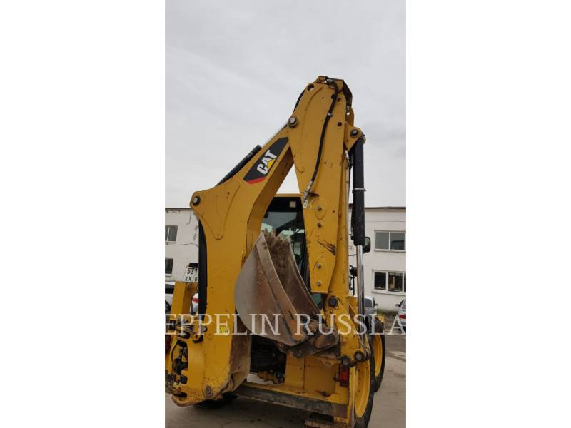 CATERPILLAR BACKHOE LOADERS 444F equipment  photo 12