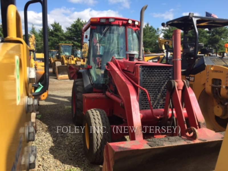DEERE & CO. BAGGERLADER 410E equipment  photo 4