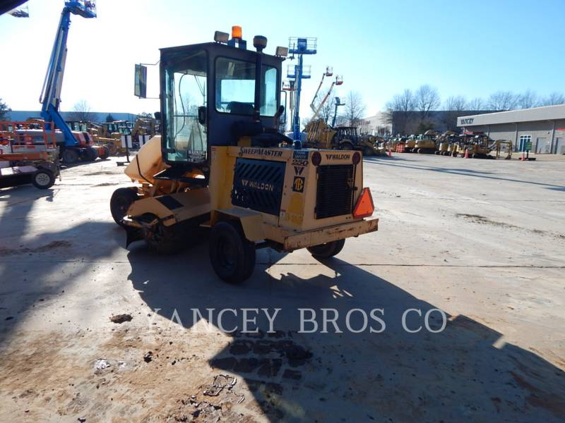 WALDON OTROS SM250 equipment  photo 5