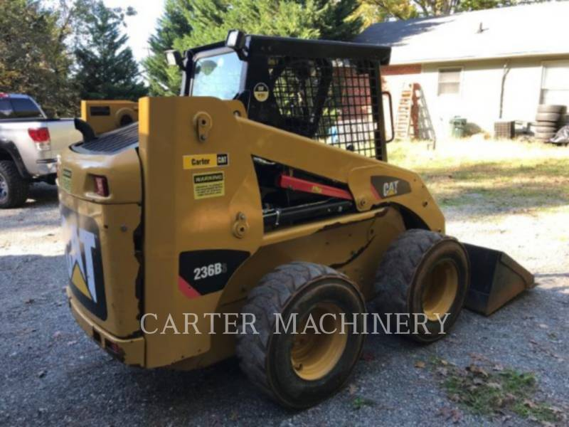 CATERPILLAR SKID STEER LOADERS 236B3 CY equipment  photo 3