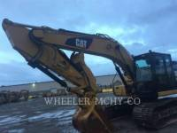 CATERPILLAR TRACK EXCAVATORS 323F L THM equipment  photo 2