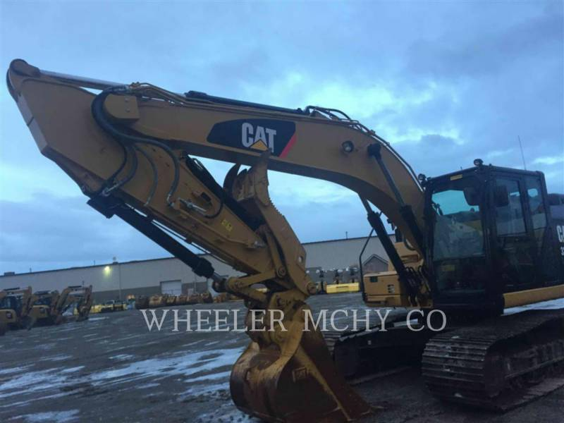 CATERPILLAR ESCAVADEIRAS 323F L THM equipment  photo 2
