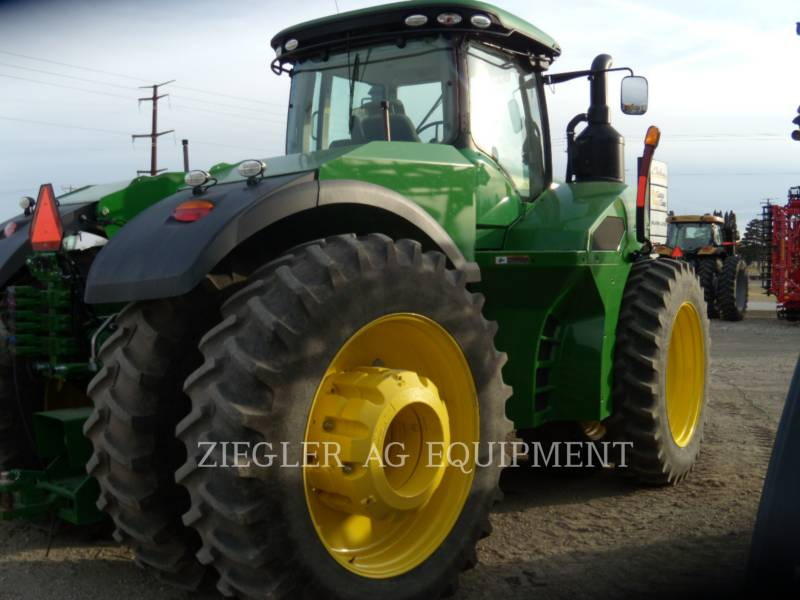 DEERE & CO. LANDWIRTSCHAFTSTRAKTOREN 9370R equipment  photo 2
