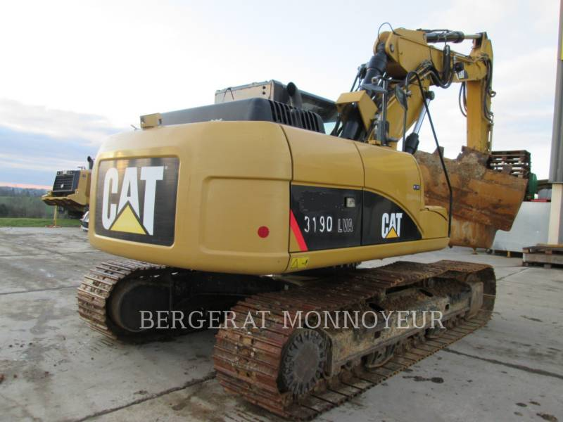 CATERPILLAR KETTEN-HYDRAULIKBAGGER 319D equipment  photo 4
