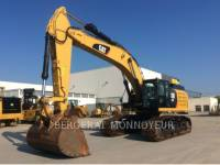 Equipment photo CATERPILLAR 349ELVG KETTEN-HYDRAULIKBAGGER 1