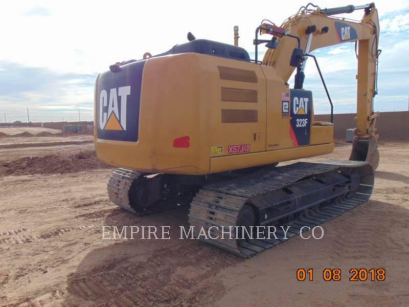CATERPILLAR トラック油圧ショベル 323FL   ST equipment  photo 2