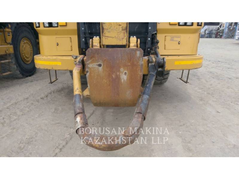CATERPILLAR WHEEL TRACTOR SCRAPERS 627H equipment  photo 15