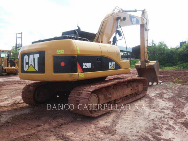 CATERPILLAR TRACK EXCAVATORS 320DL equipment  photo 8