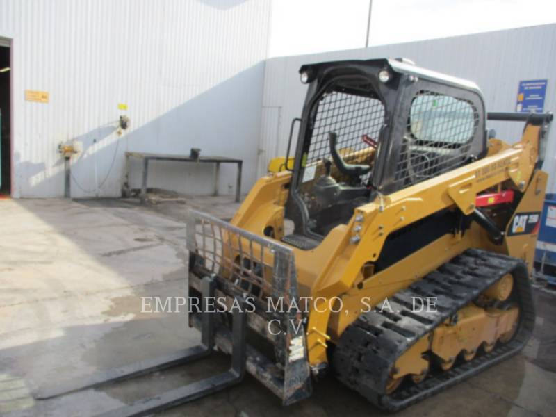 CATERPILLAR MULTITERREINLADERS 259DLRC equipment  photo 4