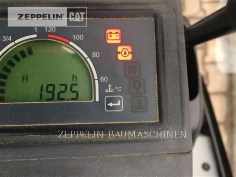 CATERPILLAR TRACK EXCAVATORS 301.7D equipment  photo 22