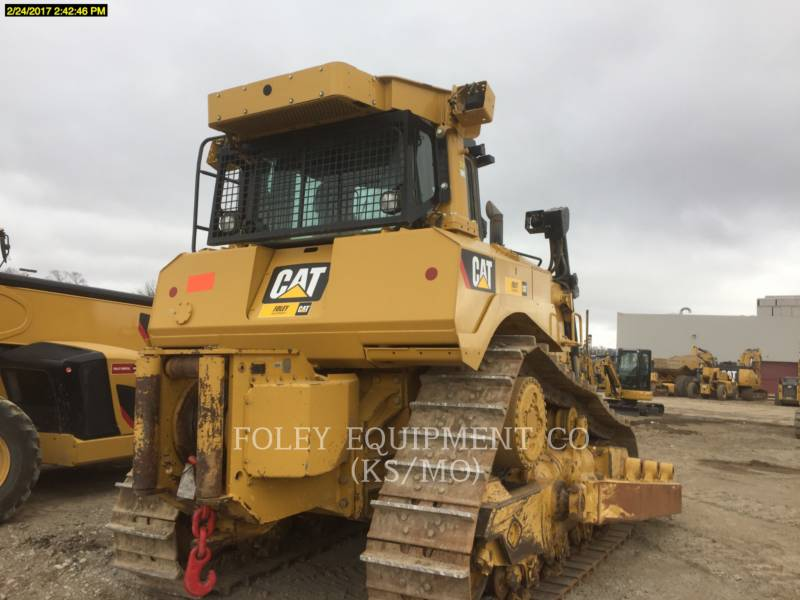 CATERPILLAR TRACK TYPE TRACTORS D8TA equipment  photo 3