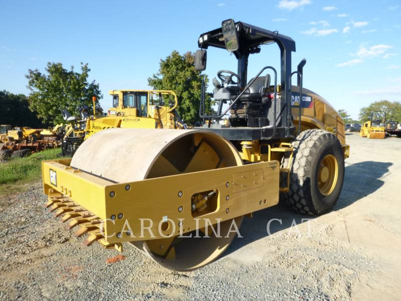 CATERPILLAR COMPACTADORES DE SUELOS CS56B equipment  photo 6