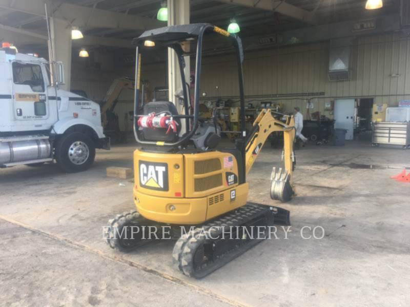 Caterpillar EXCAVATOARE PE ŞENILE 301.7DCROR equipment  photo 2