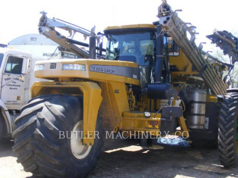 TERRA-GATOR PULVERIZADOR TG8203AM2K equipment  photo 5