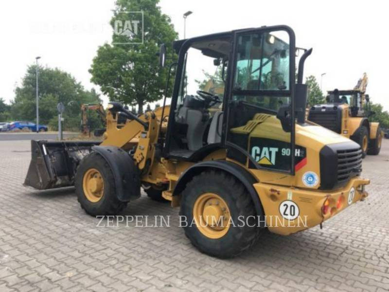 CATERPILLAR WHEEL LOADERS/INTEGRATED TOOLCARRIERS 907H2 equipment  photo 5