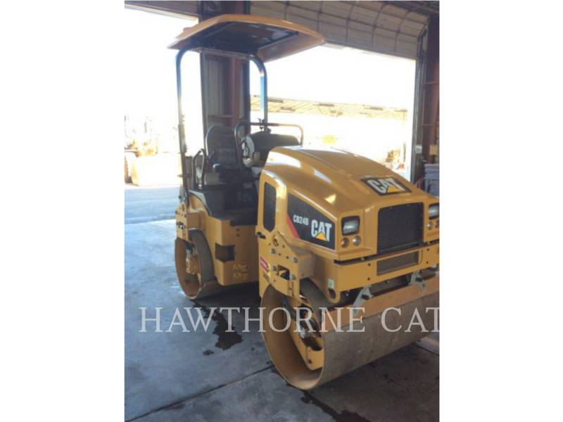CATERPILLAR COMPACTORS CB24B equipment  photo 1