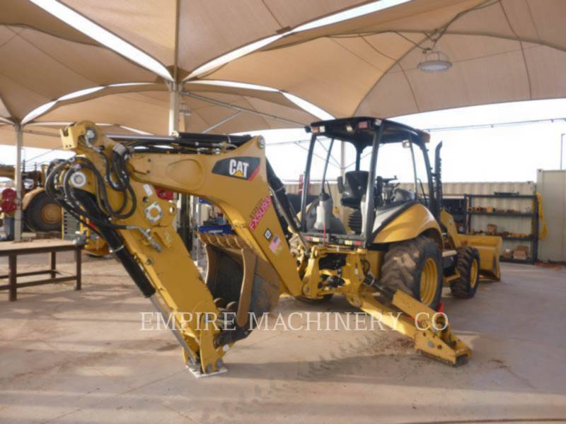 CATERPILLAR BAGGERLADER 420F 4EO P equipment  photo 2