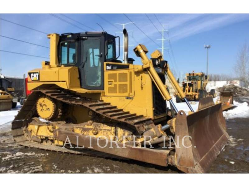 CATERPILLAR KETTENDOZER D6T LGP equipment  photo 1