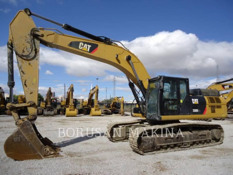CATERPILLAR PELLE MINIERE EN BUTTE 336D2 equipment  photo 6