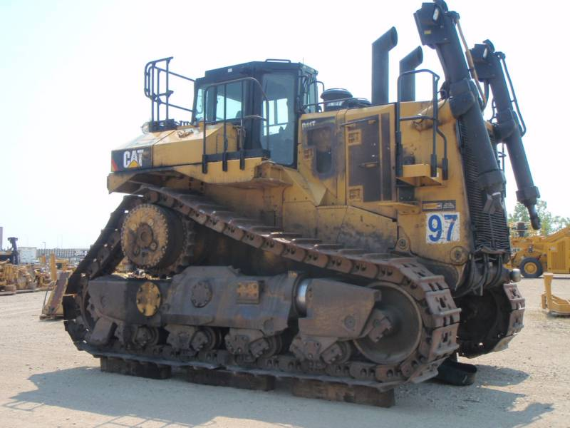 CATERPILLAR TRACTEURS SUR CHAINES D11T equipment  photo 6