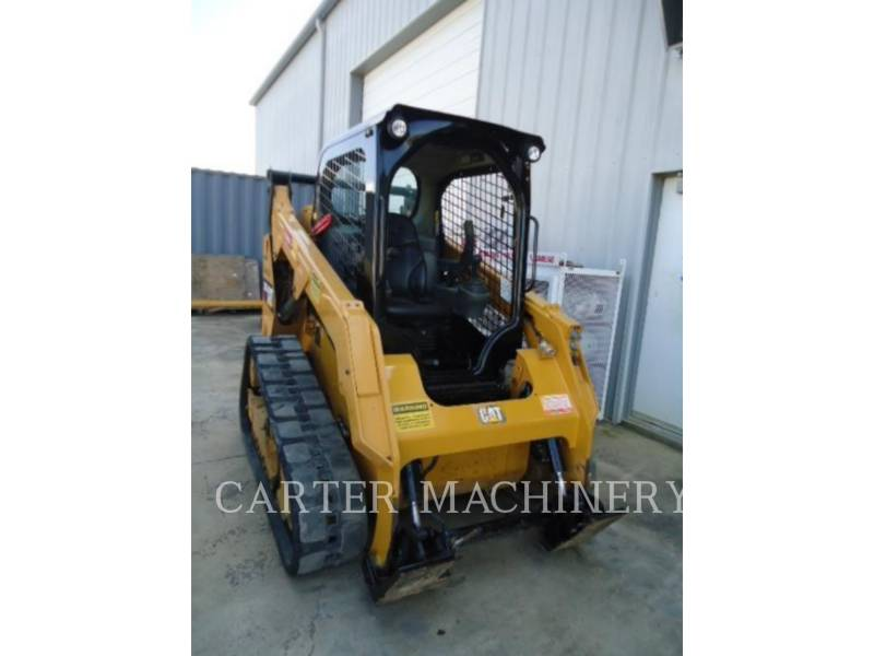 CATERPILLAR MINICARGADORAS 259D CYN equipment  photo 1