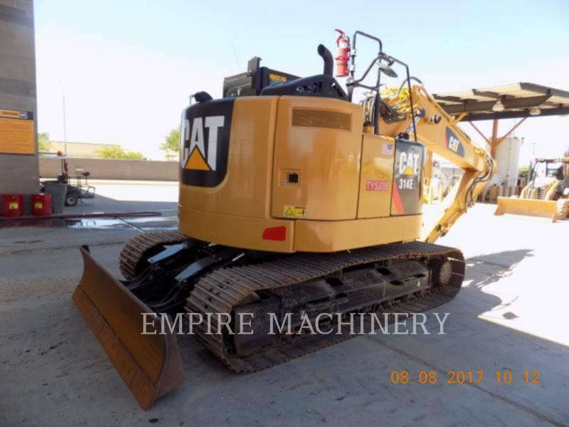 CATERPILLAR KOPARKI GĄSIENICOWE 314ELCR equipment  photo 2