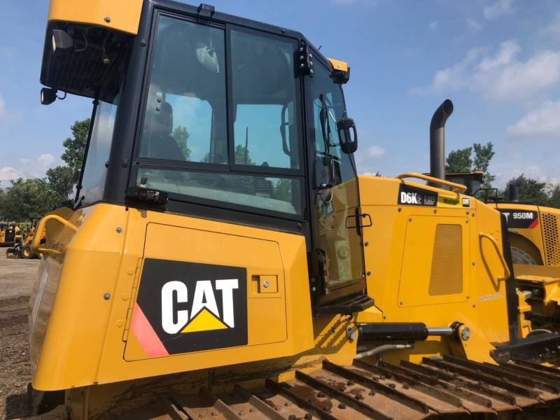 CATERPILLAR TRACK TYPE TRACTORS D 6 K2 LGP equipment  photo 8