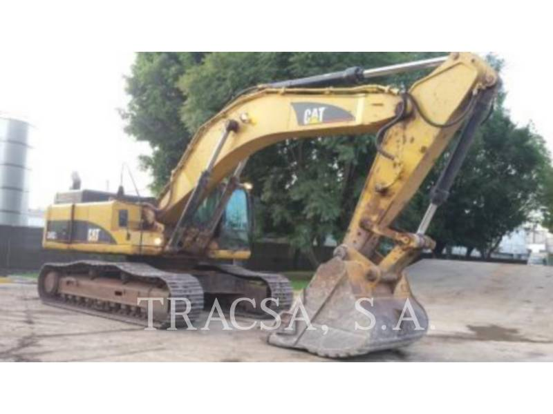 CATERPILLAR ESCAVADEIRAS 345C equipment  photo 2
