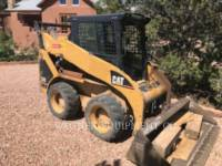 CATERPILLAR SKID STEER LOADERS 232 equipment  photo 4