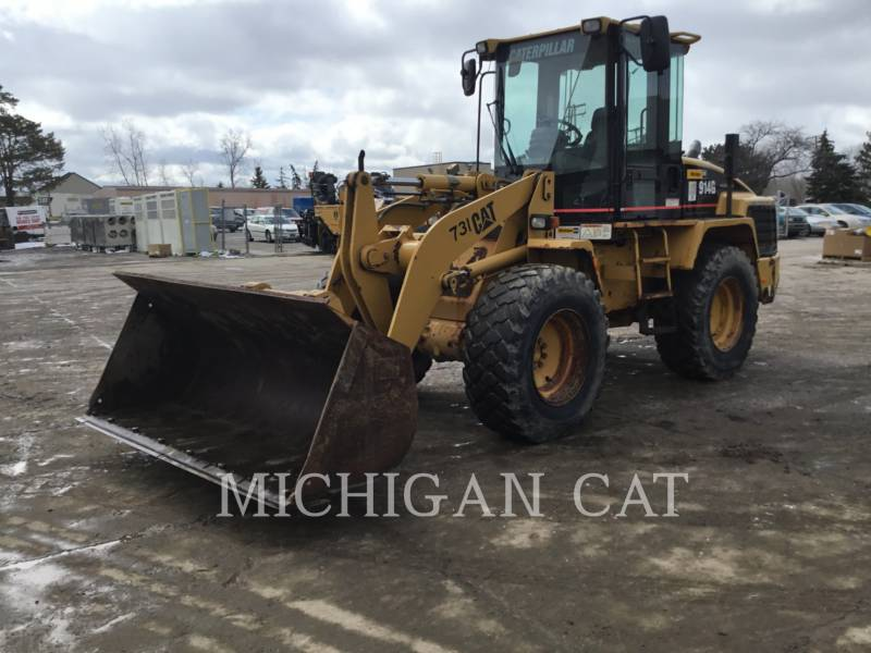 CATERPILLAR WHEEL LOADERS/INTEGRATED TOOLCARRIERS 914G A equipment  photo 1