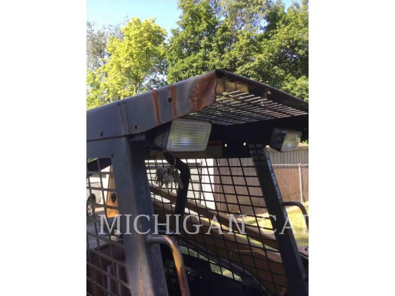 CASE SKID STEER LOADERS 1845C equipment  photo 18