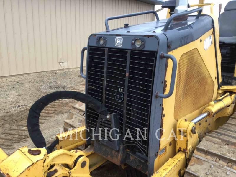 JOHN DEERE TRACK TYPE TRACTORS 450H equipment  photo 13