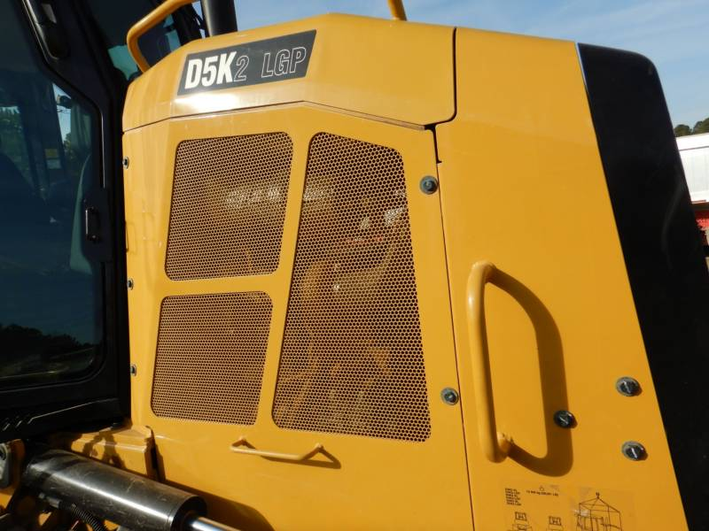 CATERPILLAR KETTENDOZER D5K2LGP equipment  photo 18
