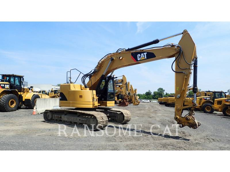 CATERPILLAR KETTEN-HYDRAULIKBAGGER 321DLCR equipment  photo 5