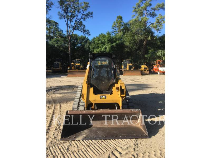 CATERPILLAR MULTI TERRAIN LOADERS 299D2XHP equipment  photo 10