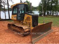 Equipment photo DEERE & CO. 550J LGP KETTENDOZER 1