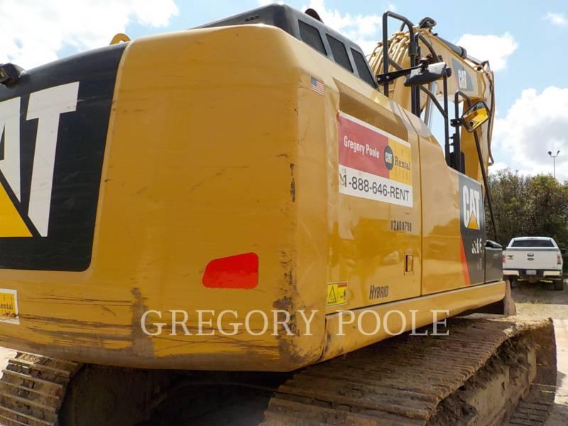 CATERPILLAR TRACK EXCAVATORS 336ELH equipment  photo 12