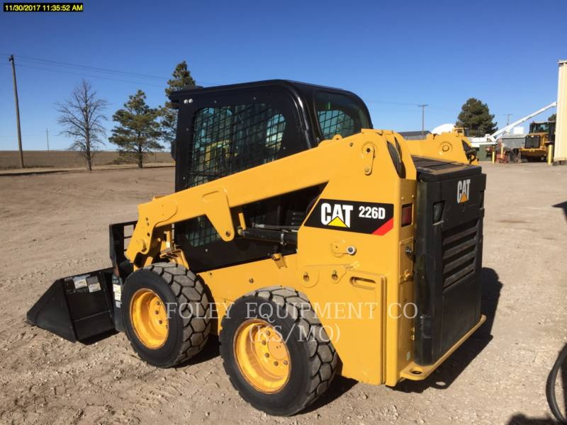 CATERPILLAR CHARGEURS COMPACTS RIGIDES 226DSTD1CA equipment  photo 4