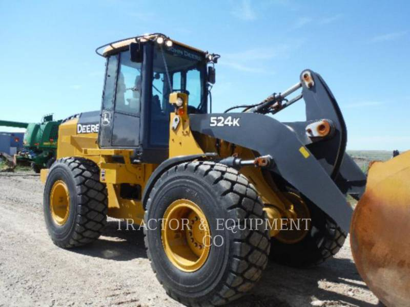 JOHN DEERE CARGADORES DE RUEDAS 524K equipment  photo 6