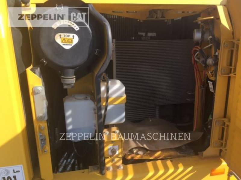 KOMATSU LTD. WHEEL EXCAVATORS PW148-8 equipment  photo 14