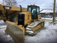 Equipment photo CATERPILLAR D 6 K2 LGP TRACK TYPE TRACTORS 1
