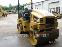 CATERPILLAR VIBRATORY DOUBLE DRUM ASPHALT CB36B equipment  photo 1