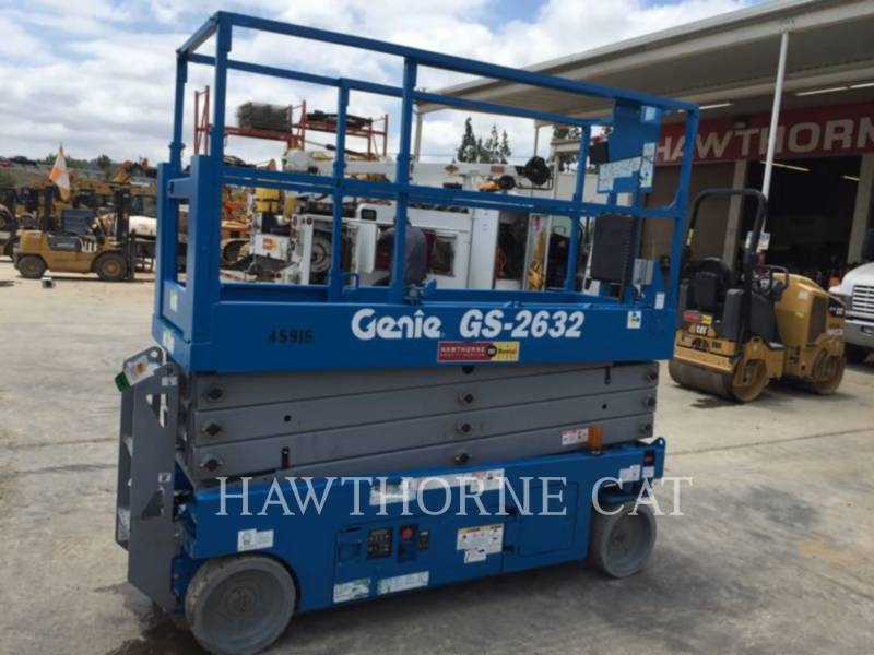 GENIE INDUSTRIES LEVANTAMIENTO - TIJERA 2632GS equipment  photo 2