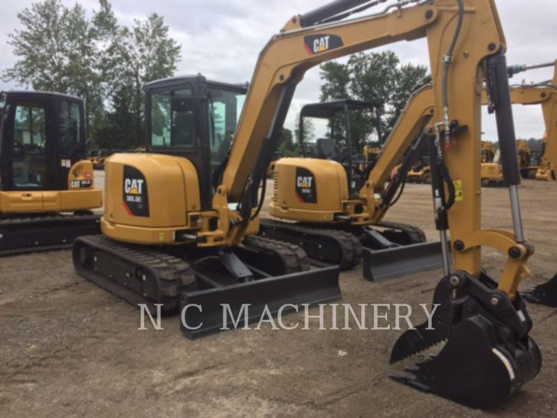 CATERPILLAR TRACK EXCAVATORS 305.5E2CRB equipment  photo 4