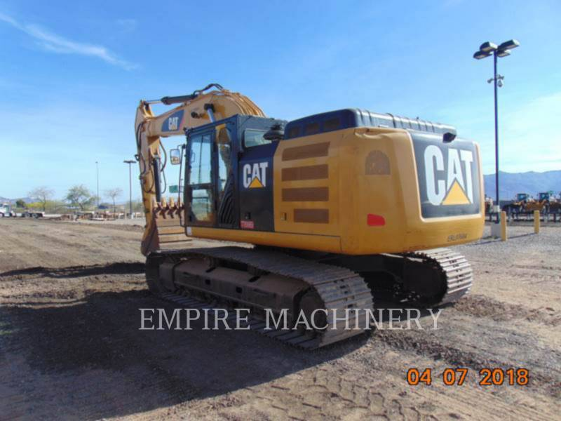 CATERPILLAR トラック油圧ショベル 329FL equipment  photo 3