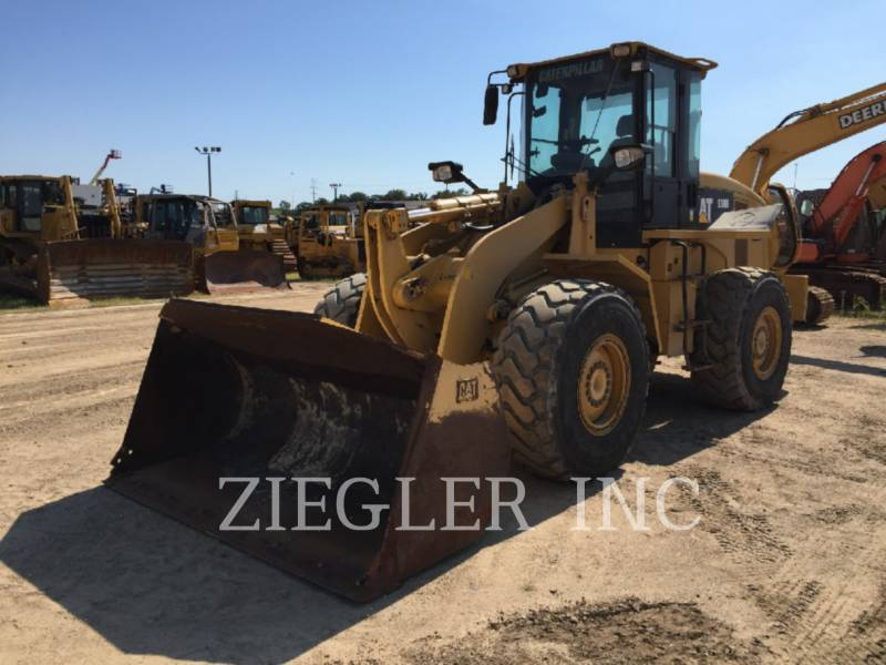 CATERPILLAR CHARGEURS SUR PNEUS MINES 938H equipment  photo 2